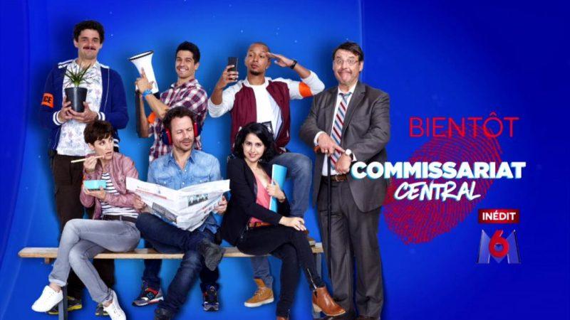 Commissariat Central, le nouveau format court de M6, dès le 27 août