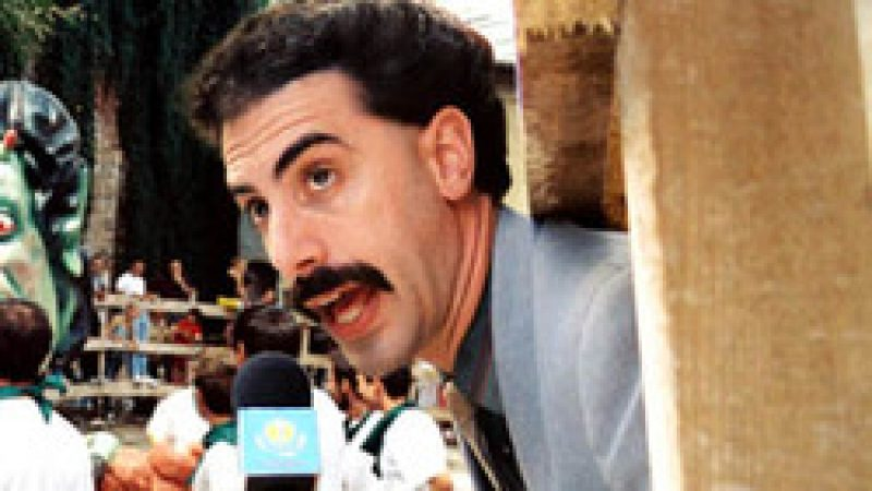 [Film] Borat, leçons culturelles sur l'Amérique pour profit glorieuse nation Kazakhstan