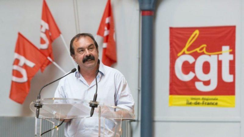 SFR visé par Philippe Martinez (CGT) pour son plan de 5.000 départs volontaires