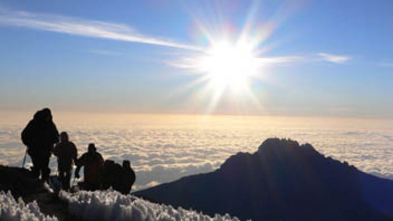 [Emission] Kilimandjaro : Au-delà des limites