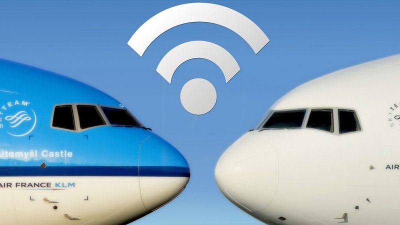 Le WiFi dans les avions, un marché en plein essor qui va rapporter gros