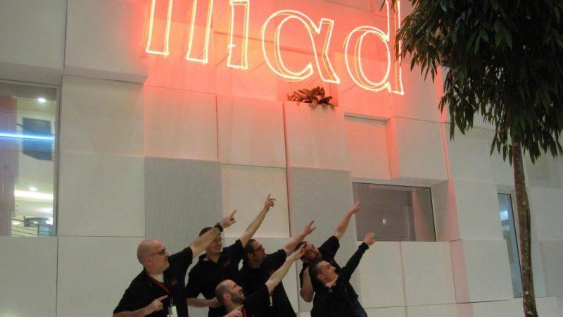 Journée du patrimoine : Iliad a ouvert les portes de son Datacenter