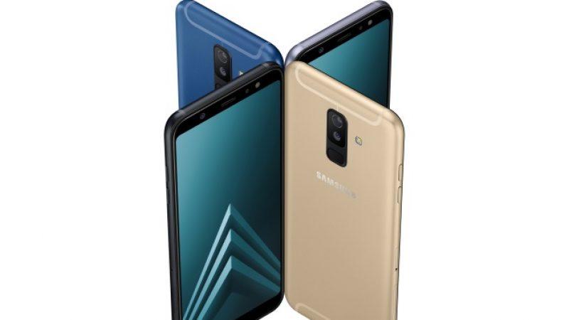 Samsung Galaxy A6 et A6+, la nouvelle alternative plus abordable que le Galaxy S9