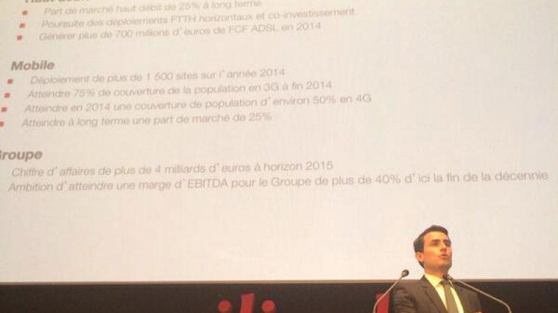 Iliad annonce le déploiement de 1500 nouveaux sites pour Free Mobile en 2014