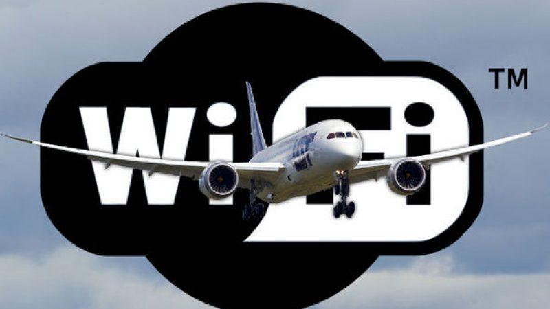 WiFi dans les avions : TDF apporte sa pierre à l'édifice