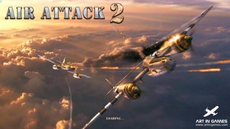 Test AirAttack 2 sur Freebox mini 4K : un shoot them up tout simplement excellent