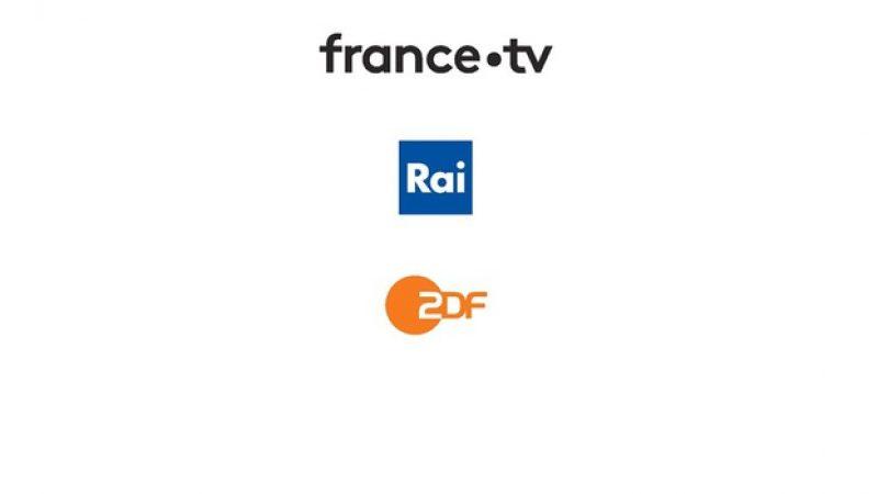 Face à Netflix, France Télévisions s'associe à la RAI et ZDF, pour lancer des séries de grande ampleur