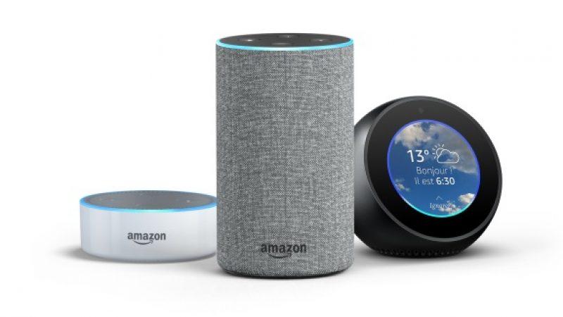 Amazon : comment Alexa a-t-elle appris le français
