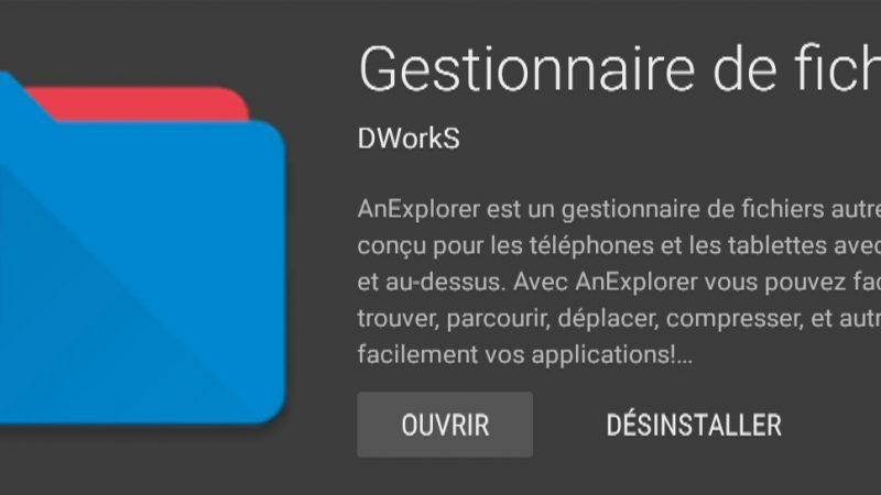 Installez vos applications Android en .apk sur Freebox mini 4K