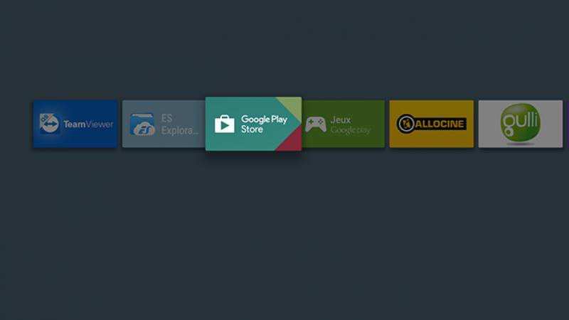 Nouvelle mise à jour de l'interface Android TV : réorganisez vos applications sur Freebox Mini 4K