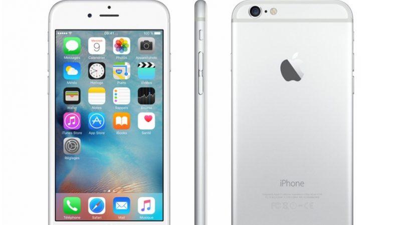 Des explosions d'iPhone en Chine