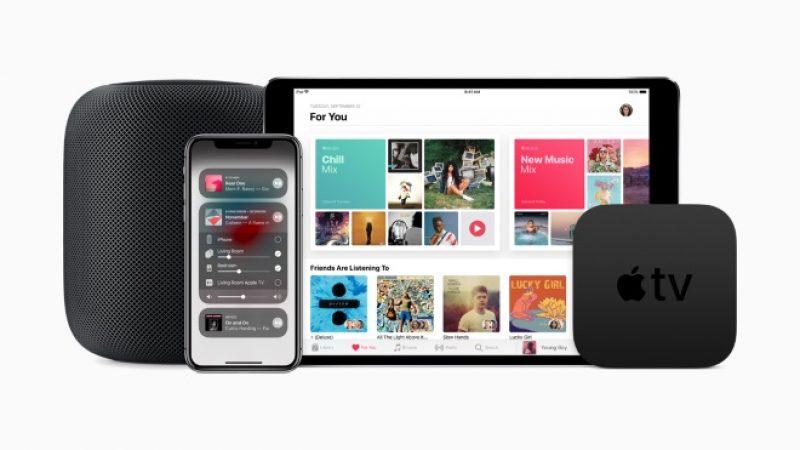 Apple a annoncé l'arrivée de son HomePod en France pour le 18 juin