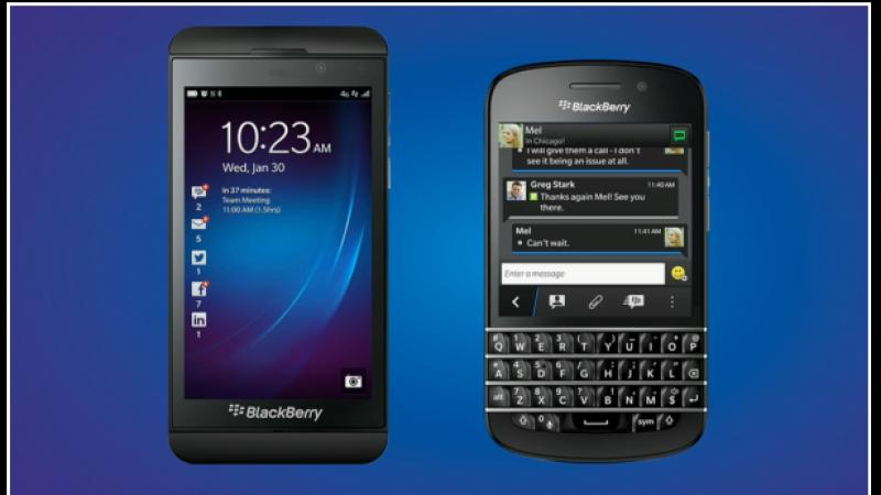 Les nouveaux BlackBerry chez Orange, SFR, Virgin et Bouygues ! Et chez Free ?