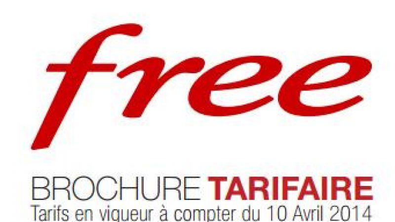[MàJ] Nouvelles conditions générales d'abonnement et nouvelle brochure tarifaire chez Free Mobile