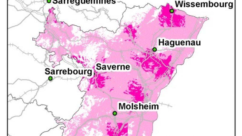Alsace : une couverture inégale du réseau Free Mobile