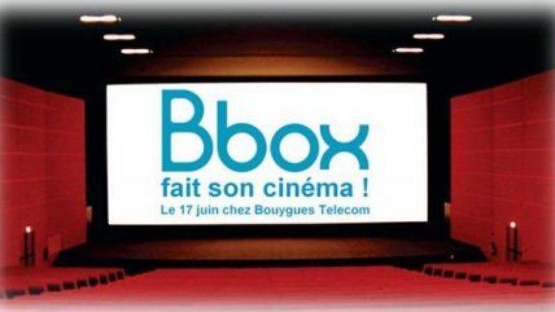Bouygues fera un annonce cet après midi concernant la Bbox