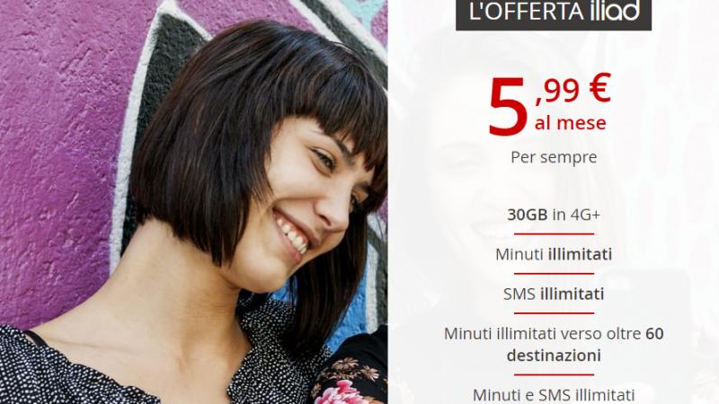 Iliad annonce un succès pour son lancement en Italie avec déjà 1 million d'abonnés