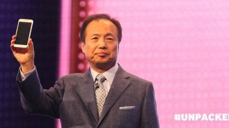 MWC 2014 : Samsung dévoile (enfin) le Galaxy S5