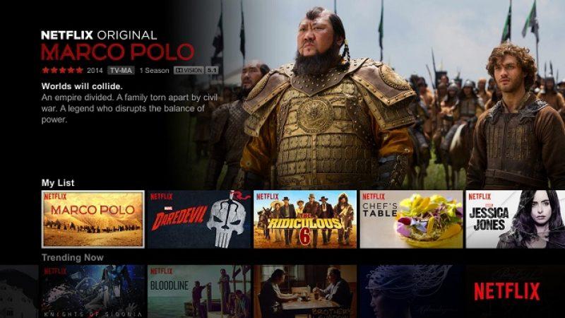 Netflix annonce la vidéo HDR