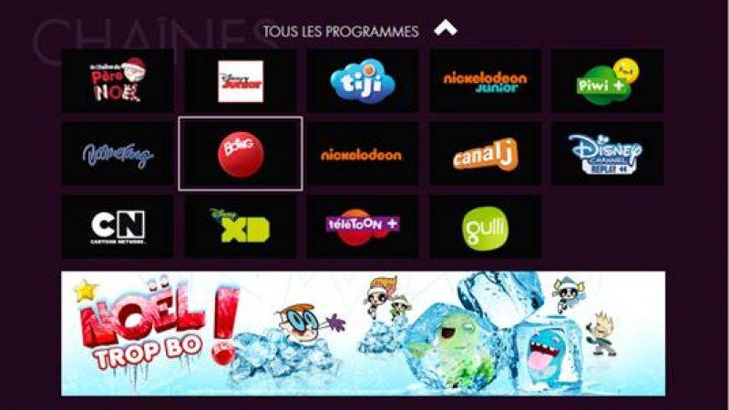 68 chaînes en Replay sur Canalsat avec l'ajout d'une nouvelle chaîne jeunesse