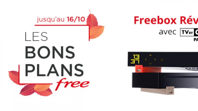 """Free fait durer un peu plus ses """"Bons Plans"""" sur les offres Freebox"""