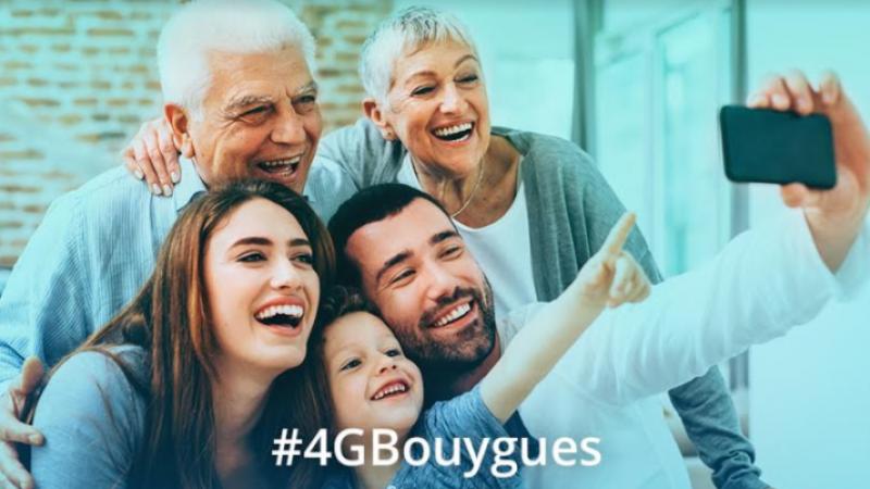 Bouygues Telecom annonce couvrir 97% de la population en 4G
