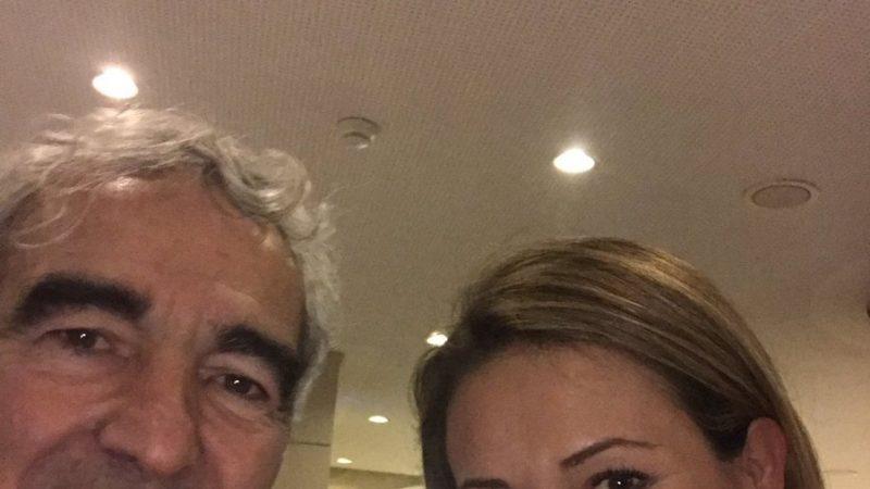 Clin d'oeil : Raymond Domenech en visite chez les équipes de Free pour partager son expérience de coach