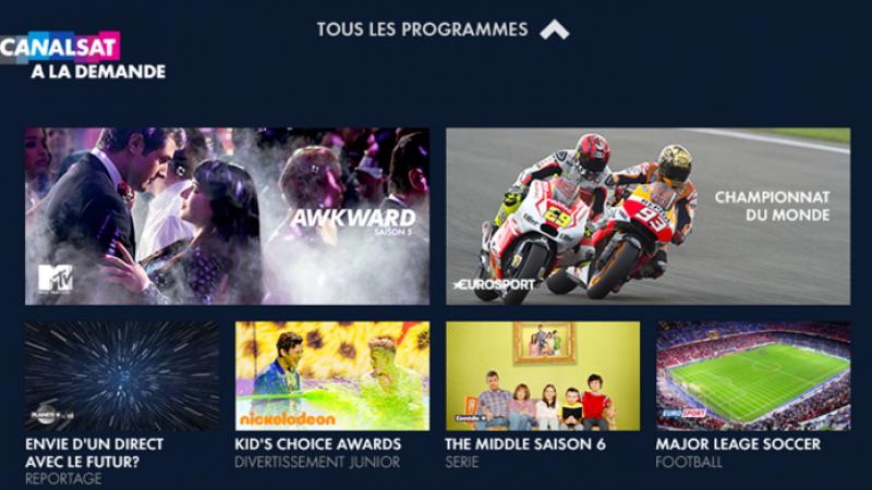Canal+/Canalsat annonce que ses services de replay passent enfin à l'illimité