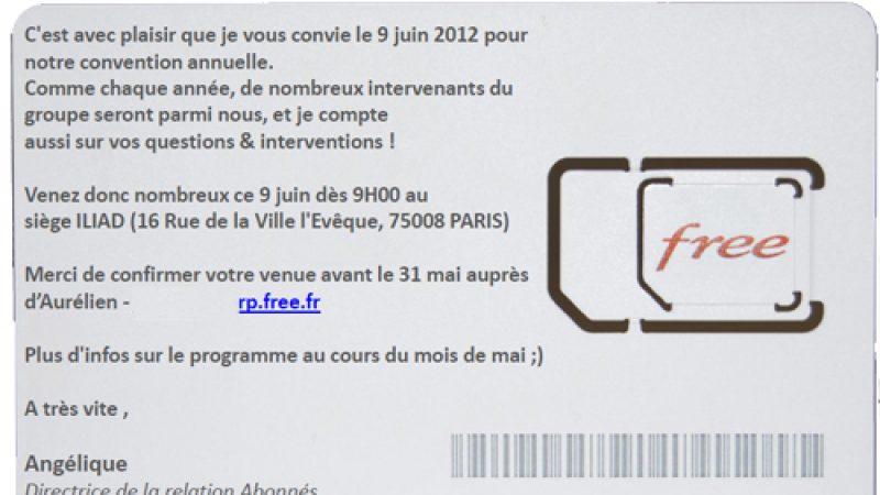 Free rencontre les communautés de Freenautes le 9 juin prochain