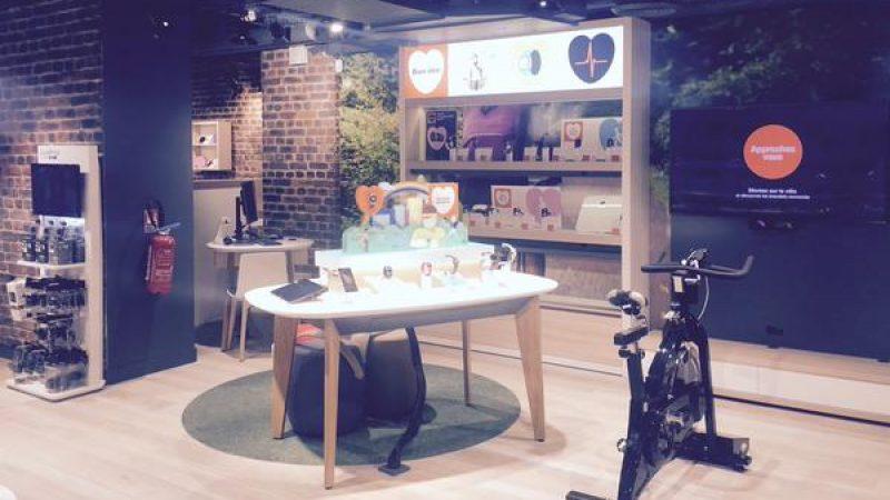 Orange ouvre sa première boutique Smart Store sur les Champs-Élysées