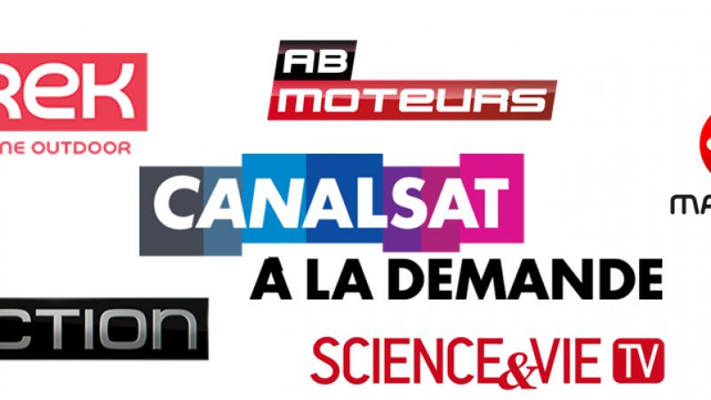 Canalsat ajoute 5 nouveaux services de Replay dans son offre