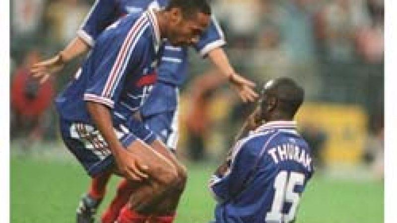 [Foot] France – Croatie 1998