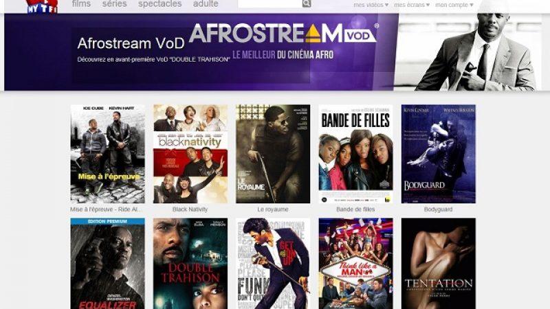 MyTF1VOD et Afrostream expliquent le nouveau label Afrostream VOD disponible sur box et mobile