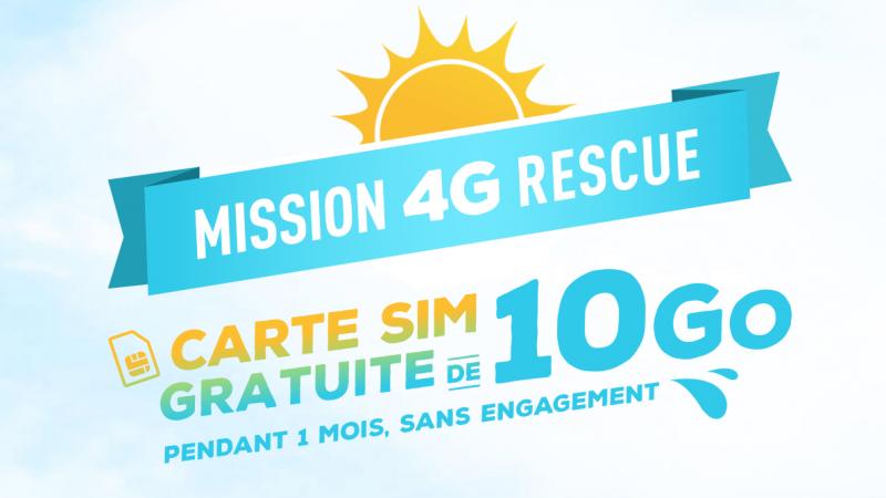 Carte SIM de 10Go gratuite : Bouygues Télécom prolonge son offre