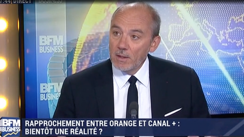 Orange et Canal + : Stéphane Richard annonce ne pas vouloir racheter la chaîne cryptée