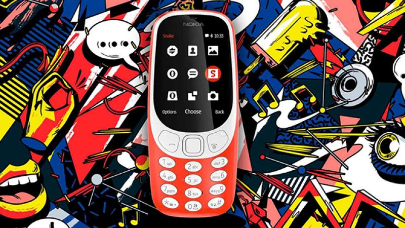 En images : HDM a présenté le nouveau Nokia 3310
