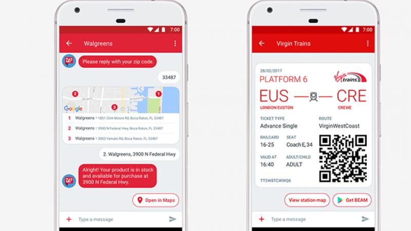 Google lance « le successeur du sms » pour tous les utilisateurs Android, avec Orange et d'autres opérateurs
