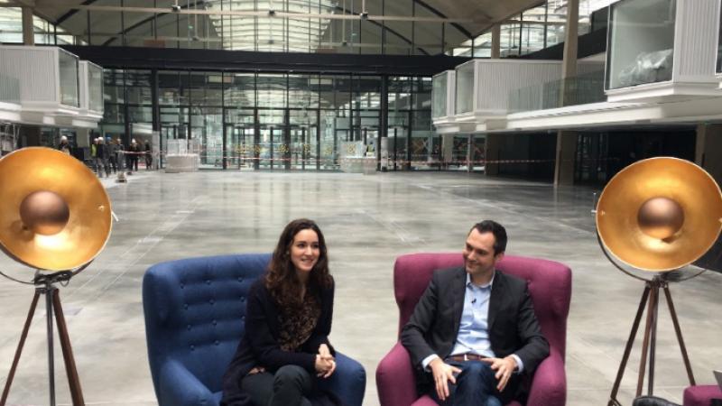 La STATION F de Xavier Niel dévoile un premier avantage exclusif pour les start-ups