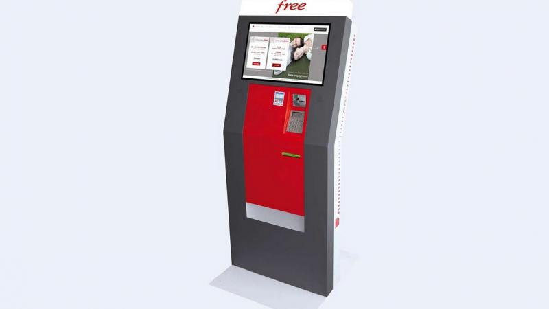 Iliad : un nouveau cadre législatif en Italie pourrait permettre l'installation des bornes automatiques