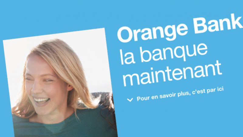 Orange Bank : 30 000 clients engrangés en 10 jours