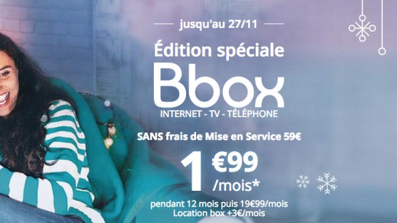 Bouygues Telecom réplique à la Vente Privée de Free avec une offre Bbox à 4,99 euros/mois tout compris