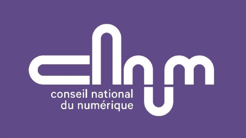 Le Conseil National du Numérique fait peau neuve : un nouveau logo et une nouvelle composition