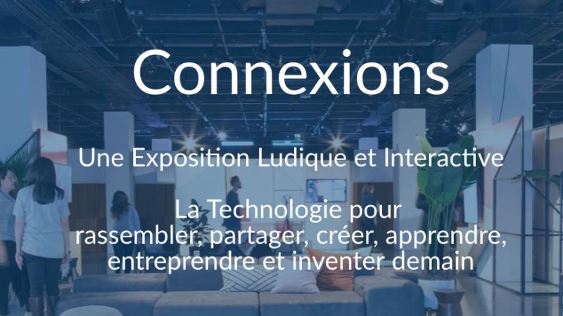 """Station F : Facebook vous propose """"Connexions"""", une exposition gratuite les 23 et 24 janvier 2018"""