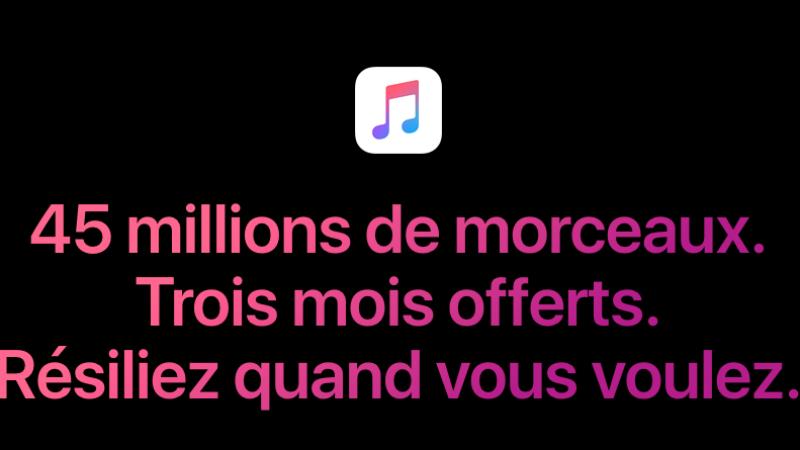 Apple Music compte désormais 38 millions d'utilisateurs premium