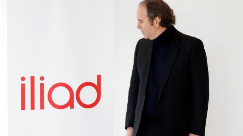 Xavier Niel termine de réorganiser sa participation dans Iliad