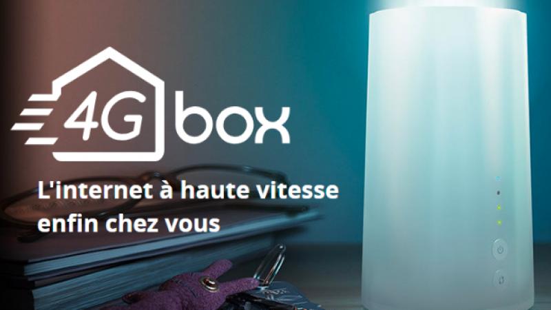 4G Box : Bouygues Telecom annonce le retour de l'illimité