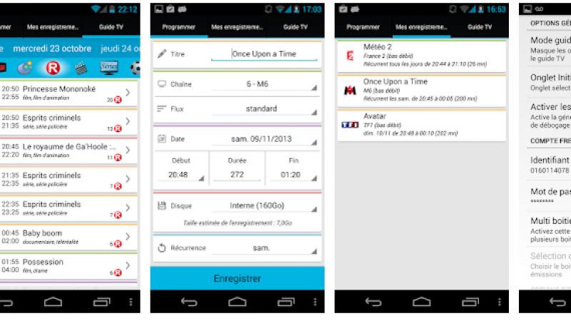 Clap de fin pour l'application Freebox Recorder sur Android