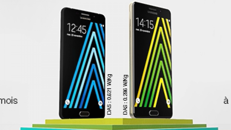 Découvrez les tests complets des Samsung Galaxy A3 et A5