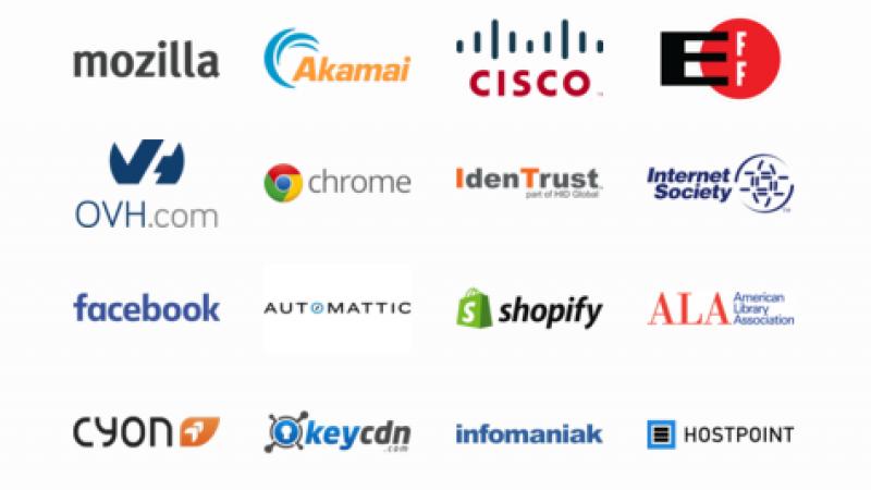 Free supporte le projet Let's Encrypt