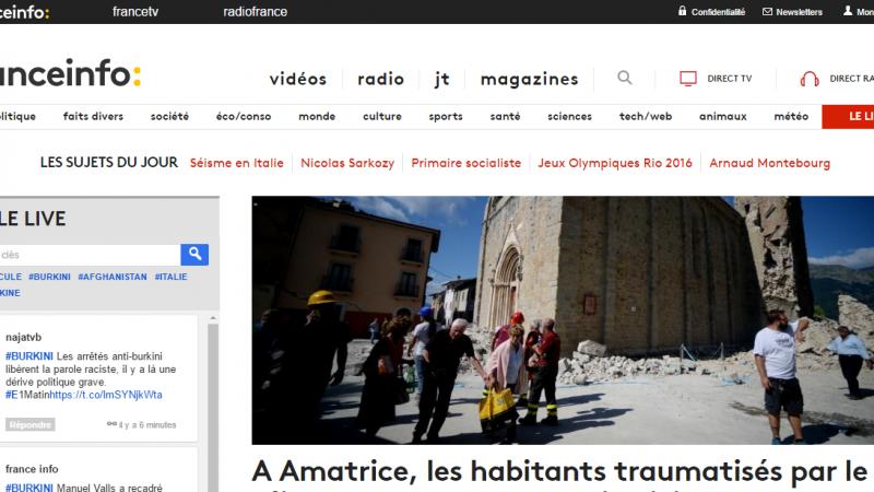 Découvrez France Info en détail avant son arrivée sur la Freebox, le 1er septembre